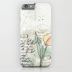spring time floral iPhone 6s Slim Case