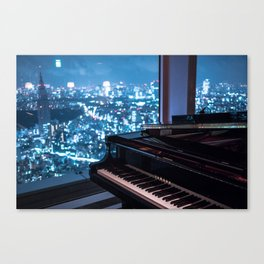 For Relaxing Times Canvas Print