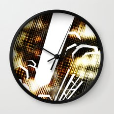 SpaceX Celebration Wall Clock