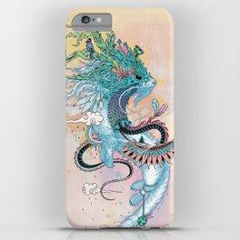 Journeying Spirit (ermine) iPhone Case