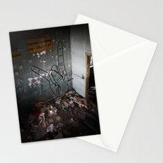 Buff Diss - Urban Places Stationery Cards
