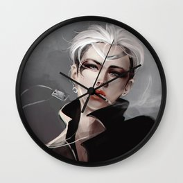 Assassin v2 Wall Clock