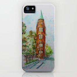 The Gooderham Building iPhone Case