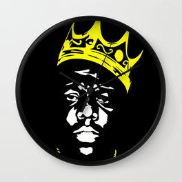 Biggie Sicka Than Yo Average Wall Clock