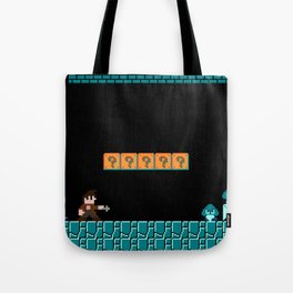 The Doctor Visits World 1-2 Tote Bag