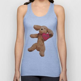 Puppup Celebrating Mother's Day Unisex Tank Top