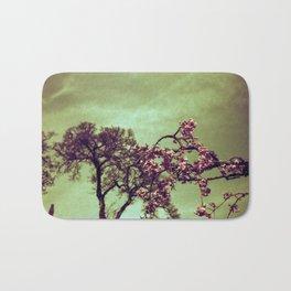 Redscale Blossom Bath Mat