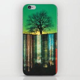 Green Suicide iPhone Skin