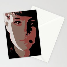 More Human Than Human Stationery Cards
