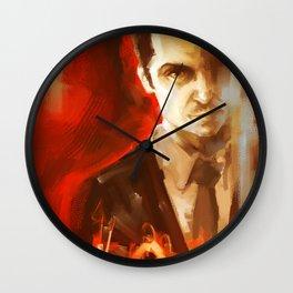Jim Moriarty Wall Clock