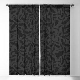 Dark Bats Blackout Curtain