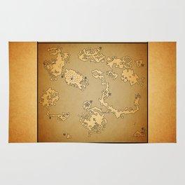 FF6 world of Ruin Rug