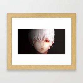 Kaneki Ken v5 Framed Art Print