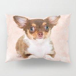 Cute Chihuahua Puppy Pillow Sham