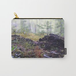 The Forest Floor Carry-All Pouch