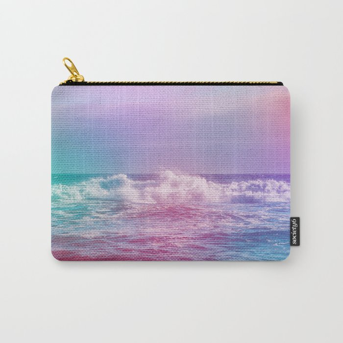 The Waves want your Loving Glances Carry-All Pouch