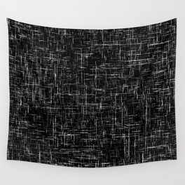 Ambient 77 in B&W 2 Wall Tapestry