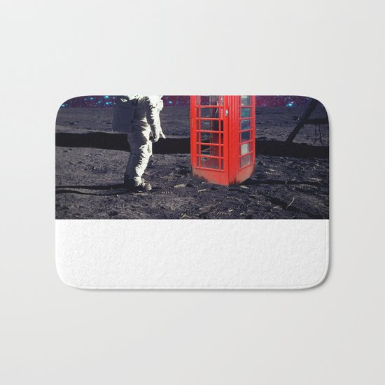 Phone Box Bath Mat