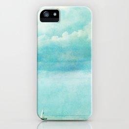loner /Agat/  iPhone Case