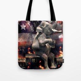 Let It All Burn Tote Bag