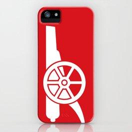 Gunners iPhone Case