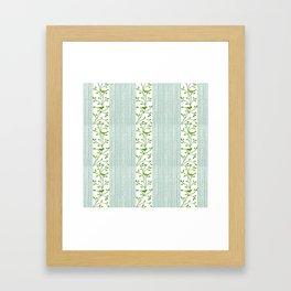 Nature's Patterns Series: Light Variation Framed Art Print
