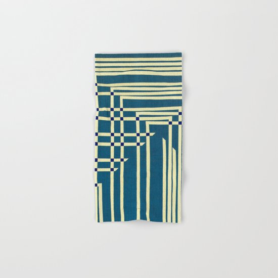 Circuit Board Hand & Bath Towel