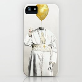 The Pope - #4 iPhone Case