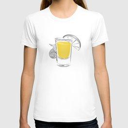 Escargot Home T-shirt
