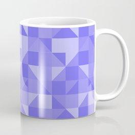 geometric figures lilas Coffee Mug