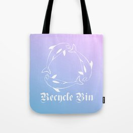 RECYCLE BIN Tote Bag