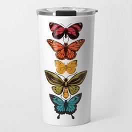 Butterfly Spectrum Travel Mug
