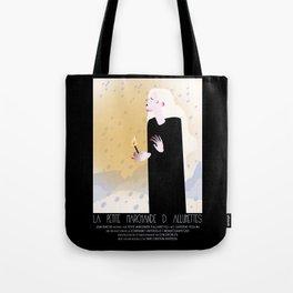 La Petite Fille aux Allumettes Tote Bag