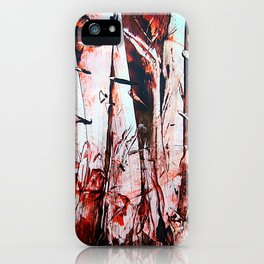 PineForest iPhone Case