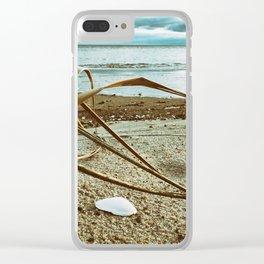 Contemplate Clear iPhone Case