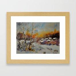 watercolor 212102 Framed Art Print