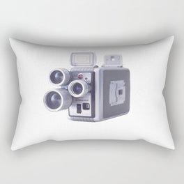 Vintage Camera 16mm Rectangular Pillow