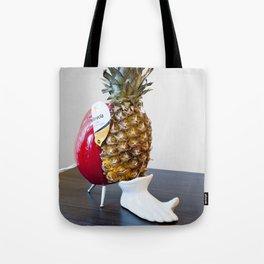 Pineapple/Micropod Tote Bag