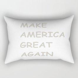 MAKE AMERICA GREAT AGAIN Rectangular Pillow