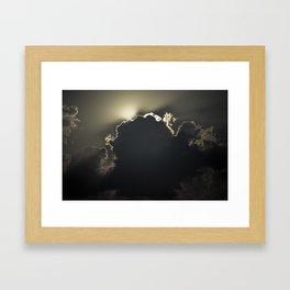 Armageddon III - Purification Framed Art Print