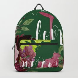 Wine Country Love Backpack