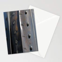 Buttoned, Unbuttoned  Stationery Cards