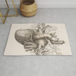The Back Of The Heart Rug