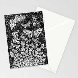Escher - Butterflies Tessellation Stationery Cards