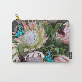 The King Protea Carry-All Pouch