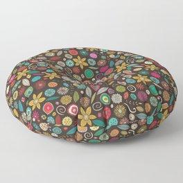 daffodil pop Floor Pillow