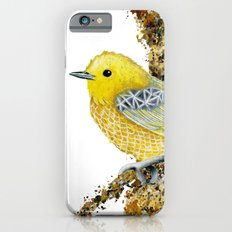 Yellow Warbler Tilly Slim Case iPhone 6s
