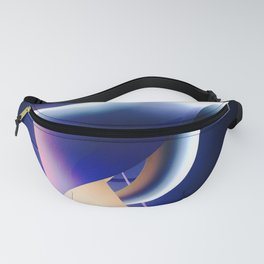 glamstraction Fanny Pack