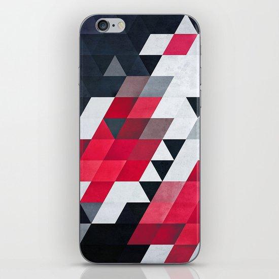 cyrysse iPhone & iPod Skin