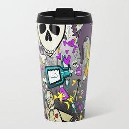 Love Ain't Nothing More Than Black Magic Travel Mug